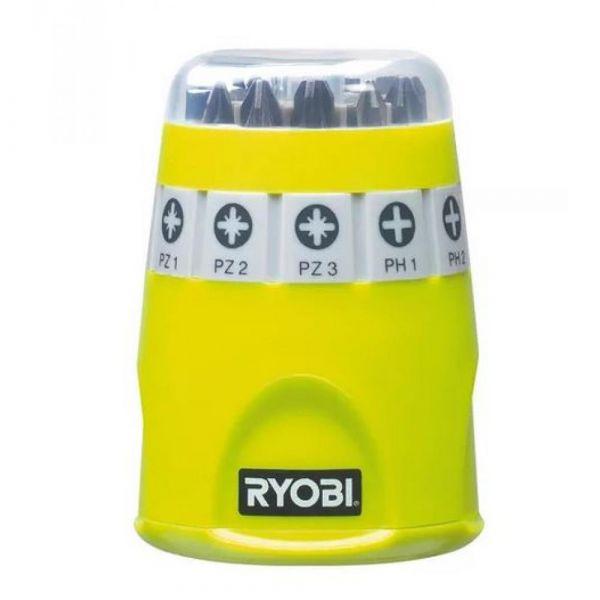 Ryobi RAK10SD - 10ks sada šroubovacích bitů
