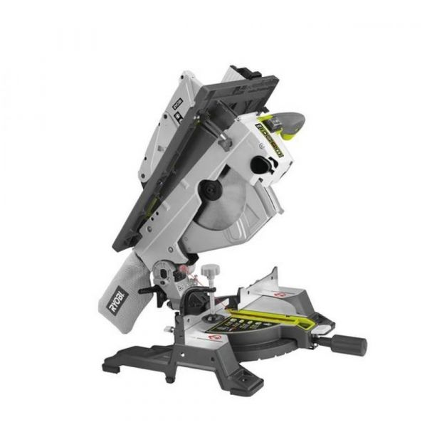 Ryobi RTMS1800-G - 1800W Stolní pokosová pila, 254mm kotouč