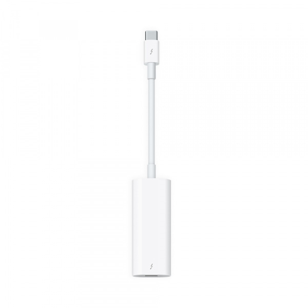 Apple Thunderbolt 3 (USB-C) na Thunderbolt 2 adapter bílý