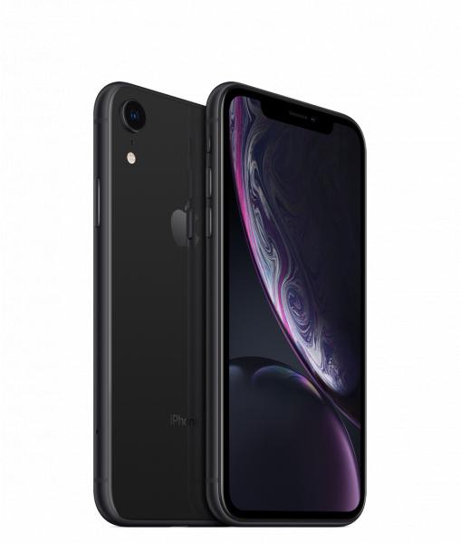 Apple iPhone XR 64GB černý
