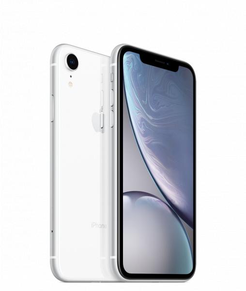 Apple iPhone XR 64GB bílý