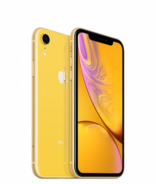 Apple iPhone XR 128GB žlutý