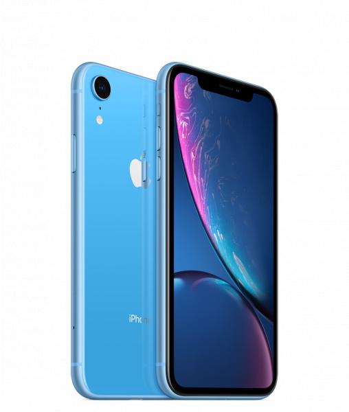 Apple iPhone XR 128GB modrý