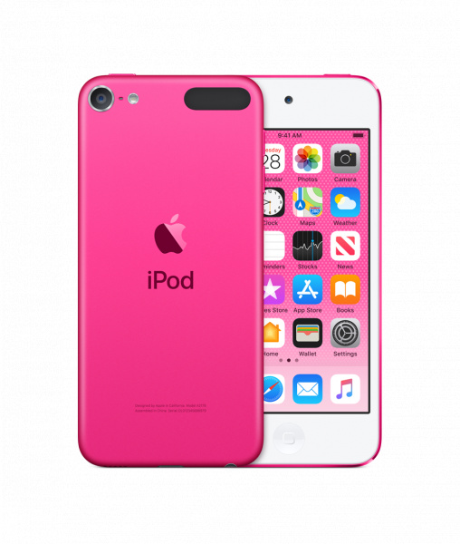 Apple iPod touch 32GB růžový (2019)