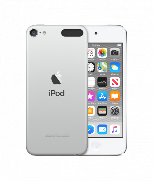 Apple iPod touch 32GB stříbrný (2019)