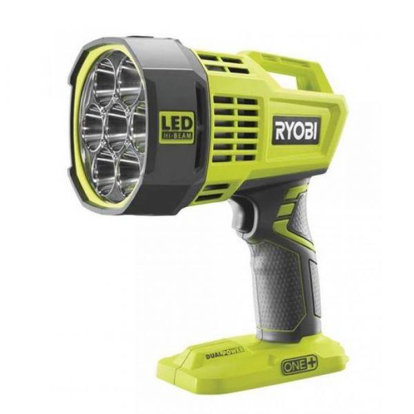 Ryobi R18SPL-0 - 18V Akumulátorový LED Hi-Beam bodový reflektor