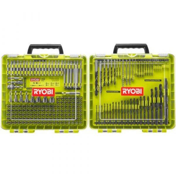 Ryobi RAKDD200 - 200ks šroubovacích a vrtacích bitů
