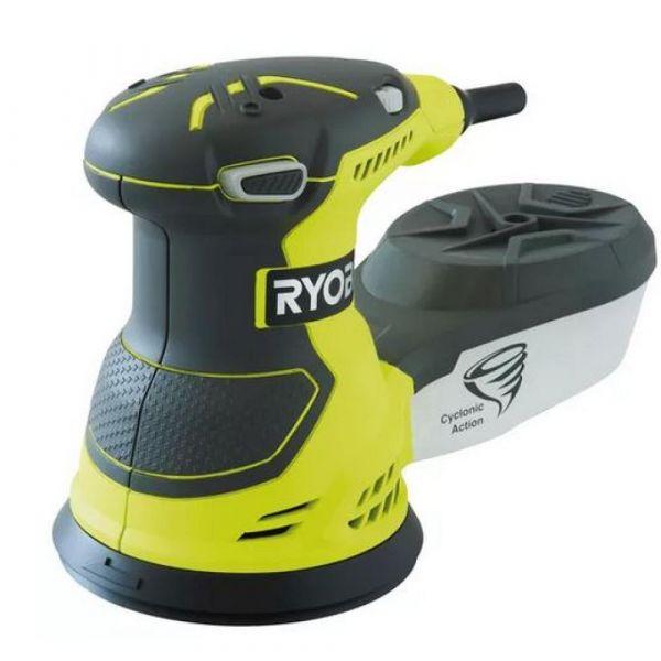 Ryobi ROS300A - 300W Excentrická bruska + 20x brusný papír