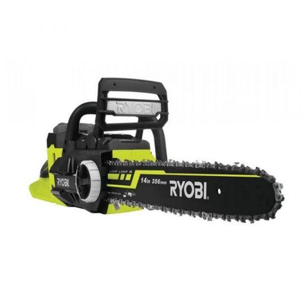 Ryobi RCS36X3550HI - 36V Bezuhlíková akumulátorová řetězová pila, délka lišty 35cm (1x5.0Ah)