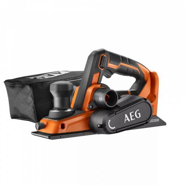 AEG BHO 18BL-0 - 18V Bezuhlíkový hoblík