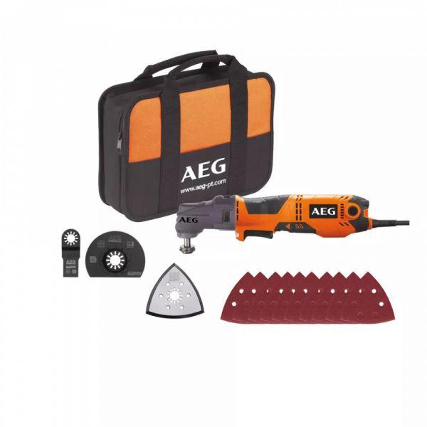 AEG OMNI-300 set 1 - 300W Multifunkční nářadí