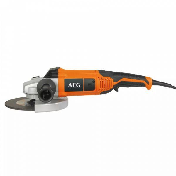 AEG WS 22-230 E - Velká 230mm úhlová bruska