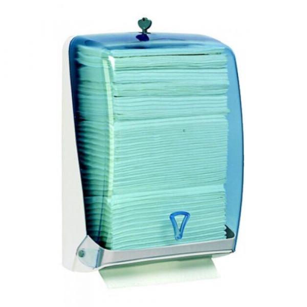 AMALFI Zásobník na papírové ručníky - průhledný