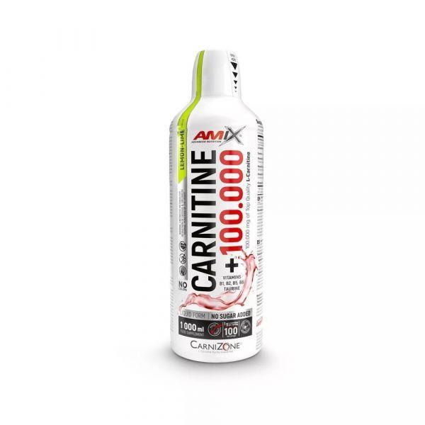 Amix Carnitine 100.000 - 1000ml Lemon-Lime