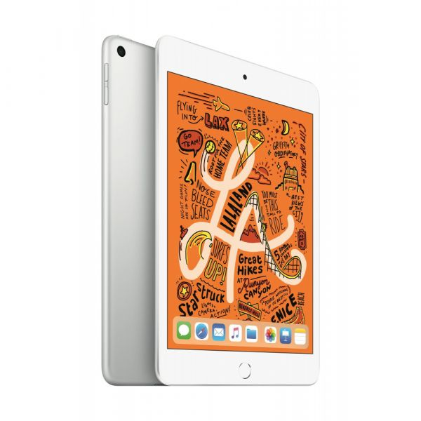 Apple iPad mini 256GB Wi-Fi stříbrný (2019)