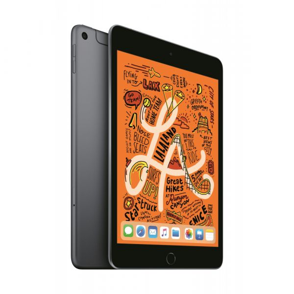 Apple iPad mini 64GB W-Fi + Cellular vesmírně šedý (2019)