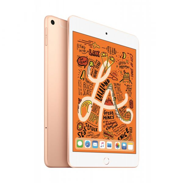 Apple iPad mini 64GB Wi-Fi + Cellular zlatý (2019)