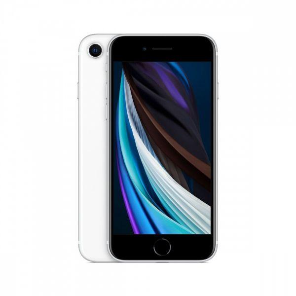 Apple iPhone SE (2020) 128GB bílý