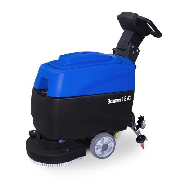 Bateriový podlahový mycí stroj Bohman 3 B 43