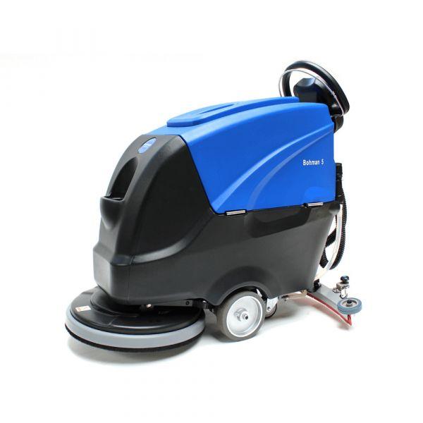 Bateriový podlahový mycí stroj Bohman 5 B 50