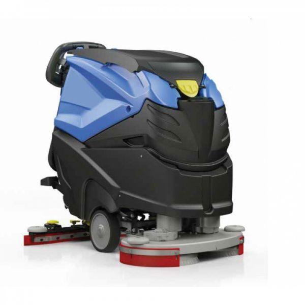 Bohman 6 BT 70 - podlahový mycí stroj bateriový s chodicí obsluhou