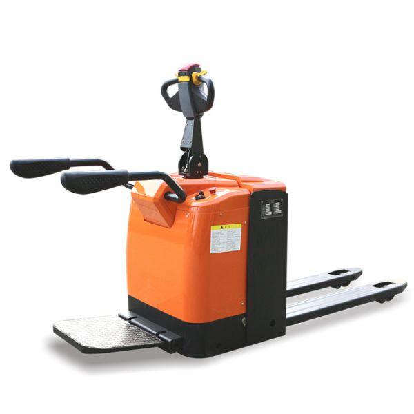 Bohman ePV 25 V01 bateriový nízkozdvižný paletový vozík