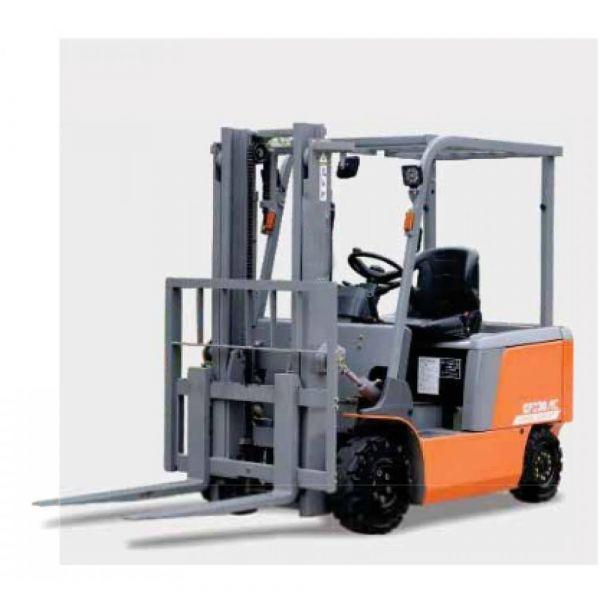 Bohman eVZV 425 - čelní vyskozdvižný vozík s bateriovým pohonem