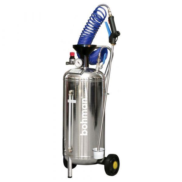 Bohman FOAM STAR 24 INOX - Pěnovací tlaková nádoba 24 litrů nerez