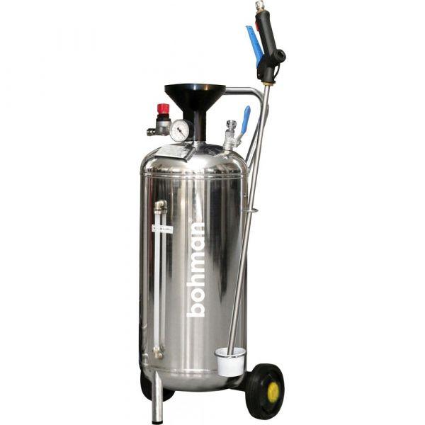 Bohman FOAM STAR 50 INOX - Pěnovací tlaková nádoba 50 litrů nerez