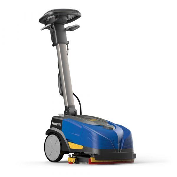 Bohman iC Evo Lion - bateriový podlahový mycí stroj s Lion baterií a úklidem vpřed i vzad