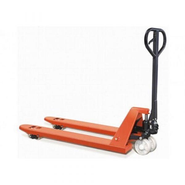 Bohman MT 30 paletový manuální vozík s nosností 3000 kg - nylonová kola