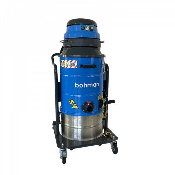 Bohman PV 40 ATEX - průmyslový vysavač do výbušného prostředí