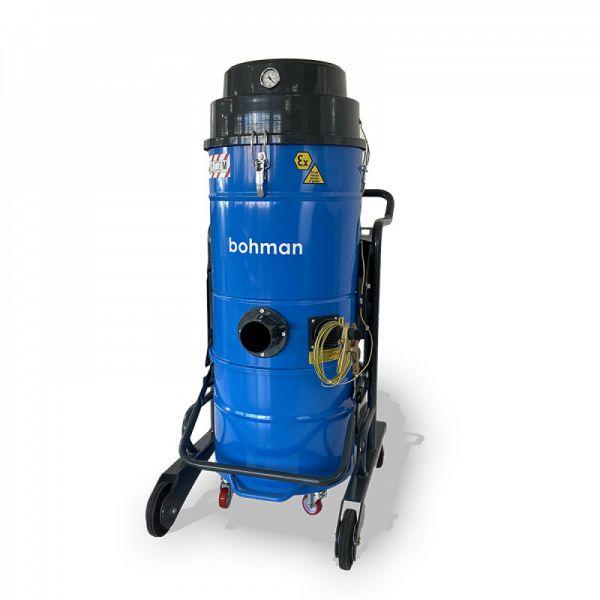 Bohman PV 65 ATEX - průmyslový vysavač do výbušného prostředí