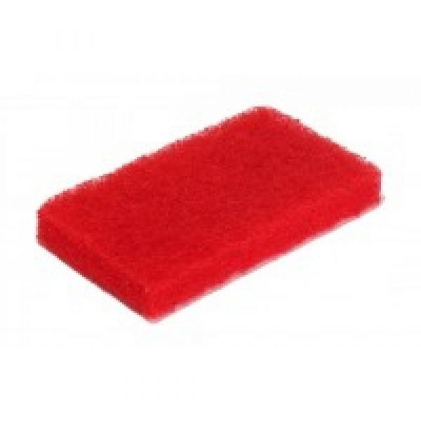 Bohman ruční super pad 11.5x25 červený