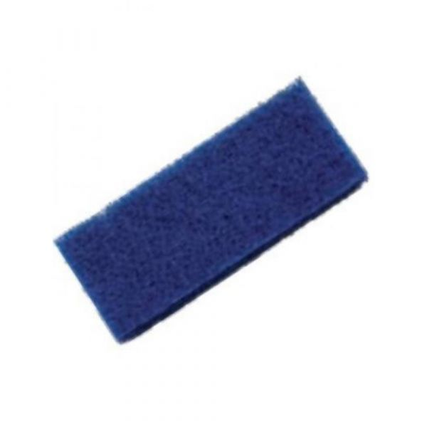Bohman ruční super pad 11.5x25 modrý