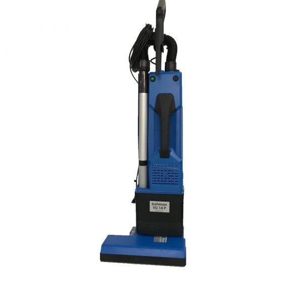 Bohman VU 14 P - tyčový vysavač prachu a suchých nečistot s rotačním kartáčem