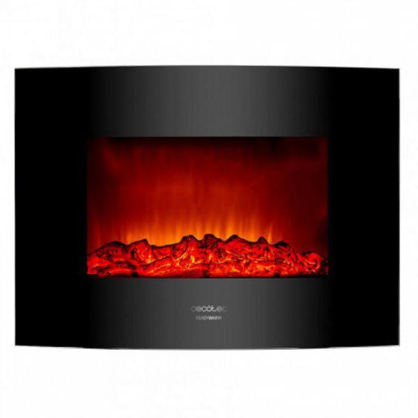 Cecotec Ready Warm 2200 - Dekorativní elektrický nástěnný krb