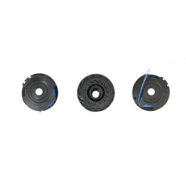 Ryobi RAC125 - Cívky do 18V ONE+™ akumulátorové strunové sekačky s 1.6mm strunou (trojbalení)