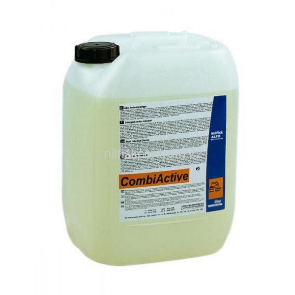 COMBI ACTIVE 10 l - Tekutý. silně alkalický. mírně pěnivý průmyslový čisticí prostředek