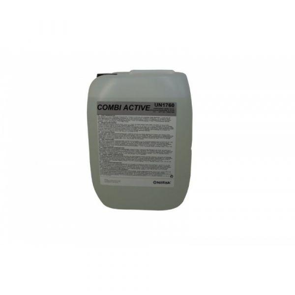 COMBI ACTIVE 4x2.5 l - Tekutý. silně alkalický. mírně pěnivý průmyslový čisticí prostředek
