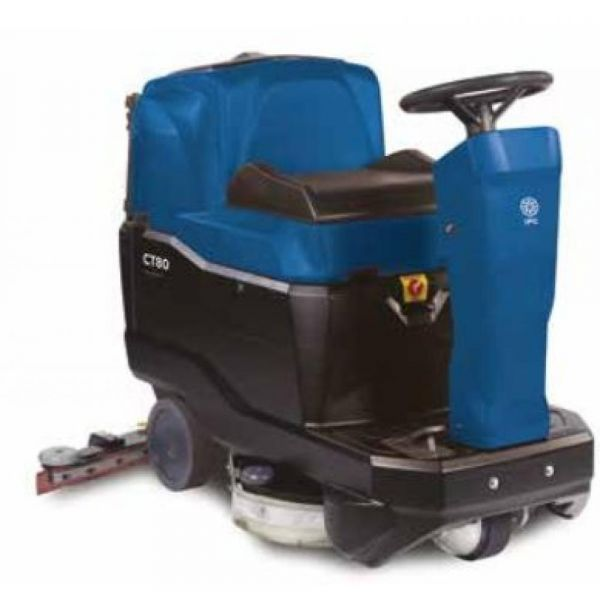 CT 80 BT 70 - podlahový mycí stroj