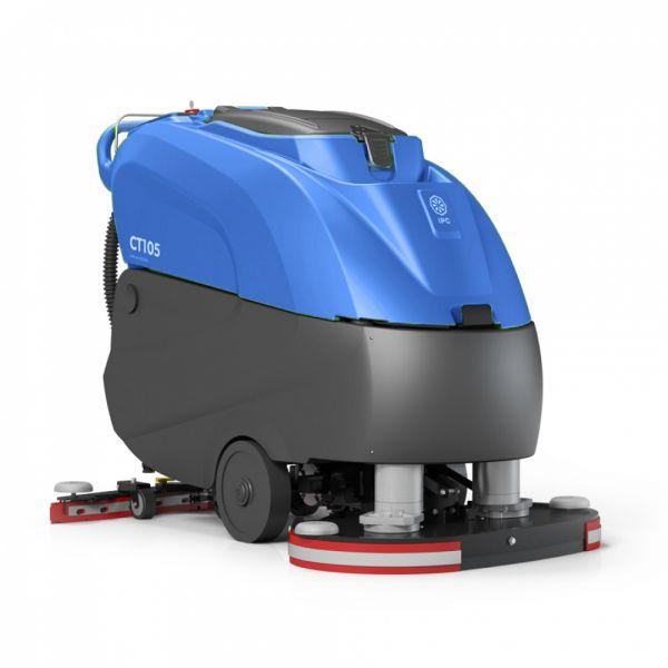 CT105 BT105 - podlahový mycí stroj