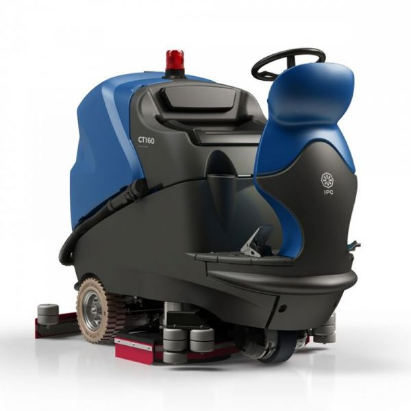 CT160 BT75R - podlahový mycí stroj s válcovým kartáčem