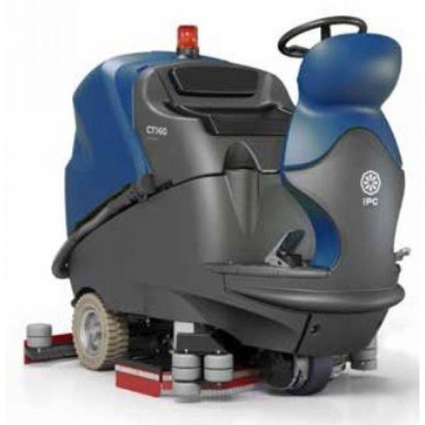 CT160 BT95 - podlahový mycí stroj