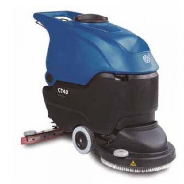 CT40 BT50 - podlahový mycí stroj
