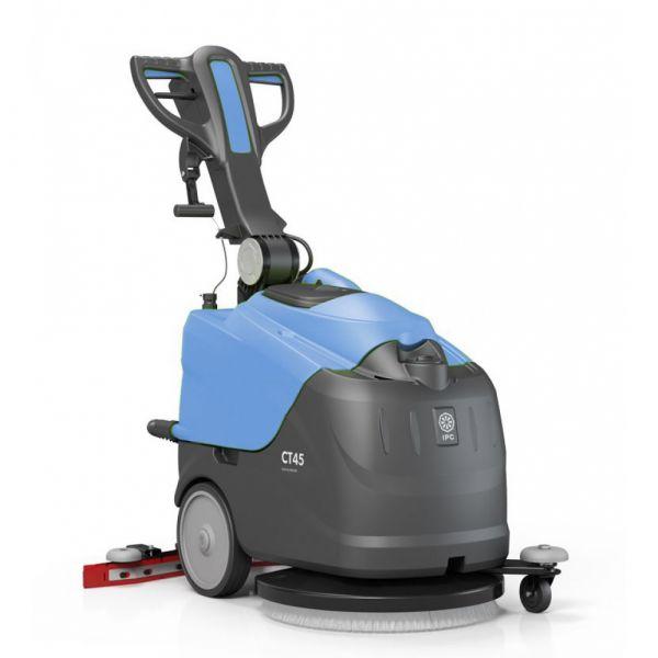 CT45 BT50 - podlahový mycí stroj