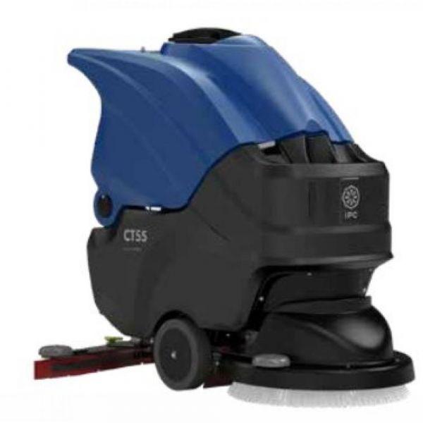 CT55 BT60 - podlahový mycí stroj