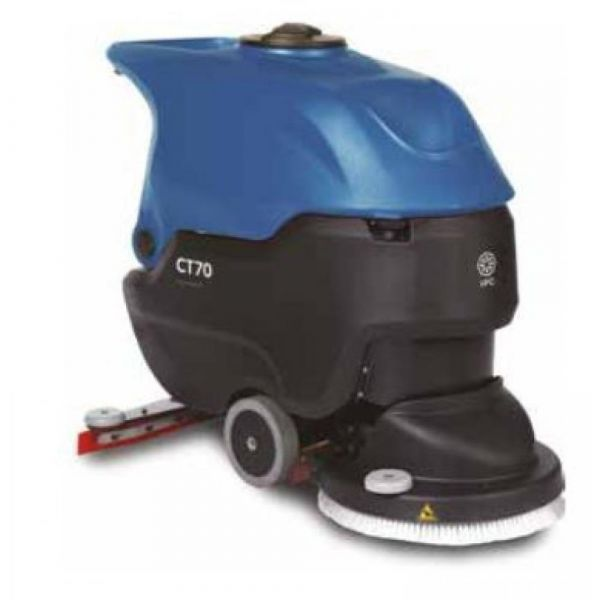 CT70 BT55 - podlahový mycí stroj