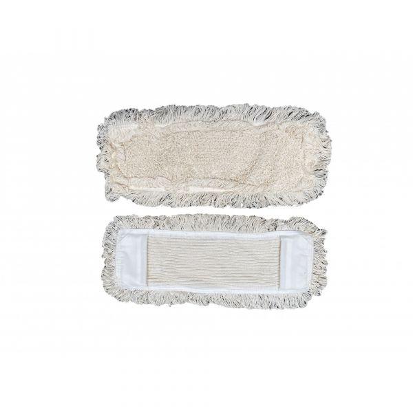 Deskový mop standard 50 cm tkaný kapsový