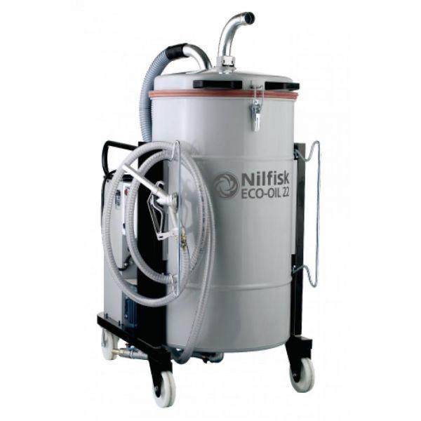 ECOIL22 5PP - průmyslový vysavač Nilfisk CFM na vysávání oleje